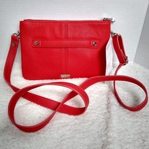 Thirty-one Jewell Crossbody Coral Bag
